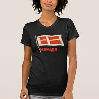 Denmark 2014 world cup brazil brasil Dansk Tshirt