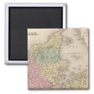 Denmark 5 magnet