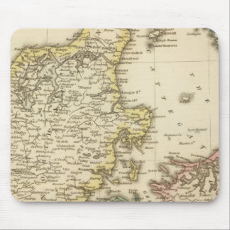 Denmark 8 mouse pad