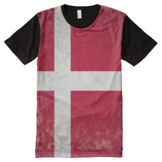 Denmark All-Over-Print T-Shirt