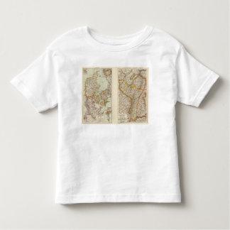 Denmark, Alsace Lorraine, Palatinate Toddler T-shirt