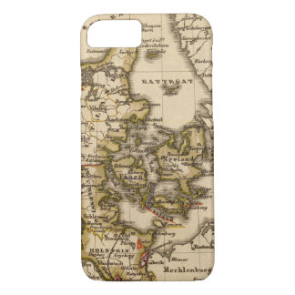 Denmark and Iceland 2 iPhone 7 Case