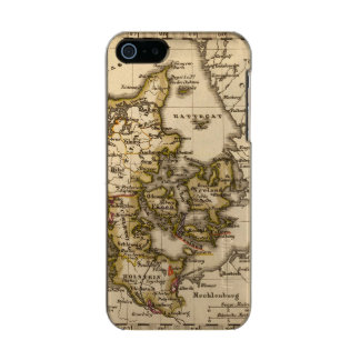 Denmark and Iceland 2 Incipio Feather® Shine iPhone 5 Case