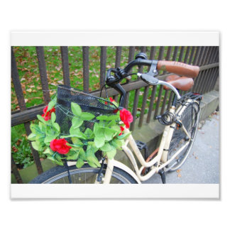 Denmark Bicycle Photo Print