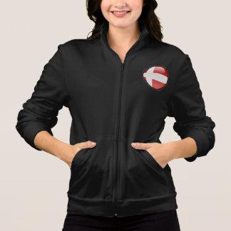 Denmark Bubble Flag Jacket