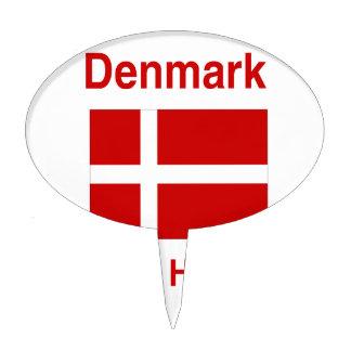 Denmark Cake Pick