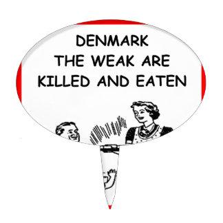 DENMARK CAKE PICKS