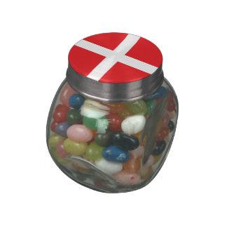 Denmark Jelly Belly Candy Jars