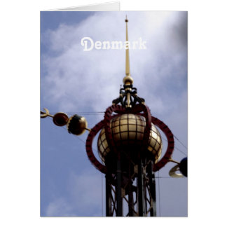 Denmark Greeting Cards