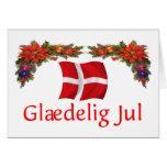 Denmark Christmas Card