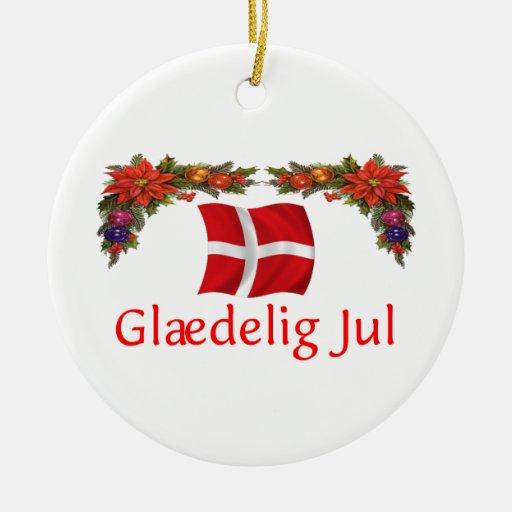 Denmark Christmas Ornaments