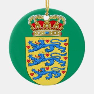 DENMARK- Christmas Ornament / Danmark Juleuro