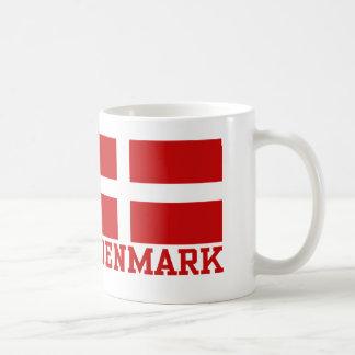 Denmark Classic White Coffee Mug
