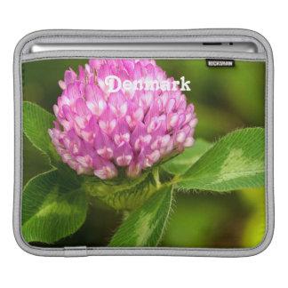 Denmark Clover iPad Sleeve