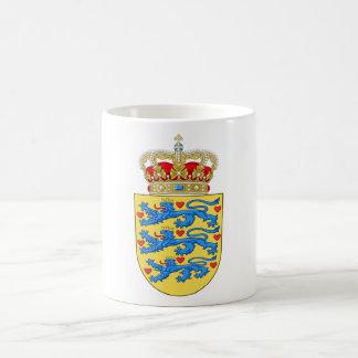 Denmark Coat of arms DK Mugs