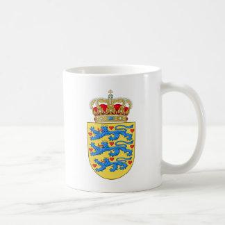 Denmark Coat of arms DK Mug