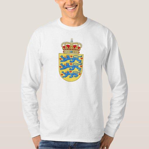 Denmark Coat of arms DK T Shirt