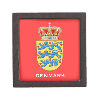 Denmark* Coat of Arms Gift Box