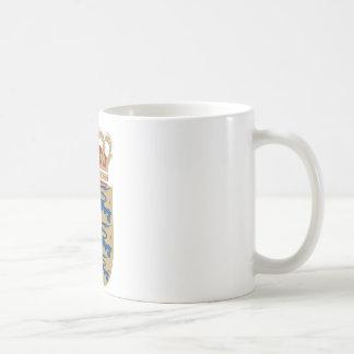 Denmark coat of arms mugs