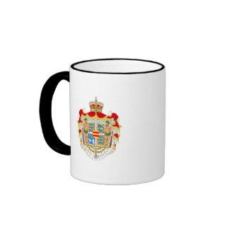 Denmark Coat of Arms Coffee Mug