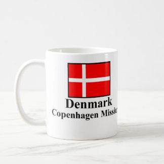 Denmark Copenhagen Mission Drinkware Coffee Mug