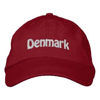 Denmark. Danish Pride! Embroidered Baseball Cap