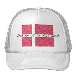 Denmark - Der er et yndigt land Trucker Hat