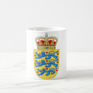 denmark emblem coffee mugs