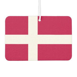 Denmark Flag Air Freshener