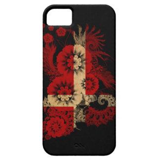 Denmark Flag iPhone 5 Covers