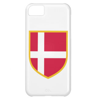 Denmark Flag Case For iPhone 5C