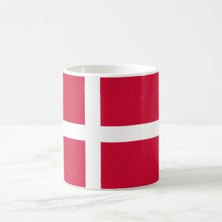 Denmark Flag DK Mugs