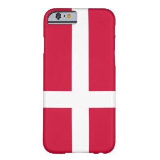 Denmark Flag iPhone 6 Case