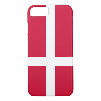 Denmark Flag iPhone 8/7 Case