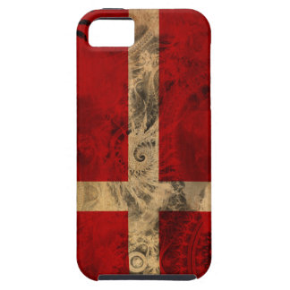 Denmark Flag iPhone SE/5/5s Case