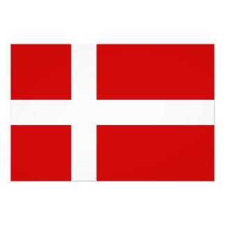 Denmark Flag Art Photo