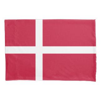 Denmark Flag Pillowcase