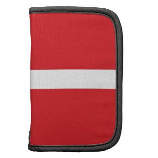 Denmark Flag Folio Planners