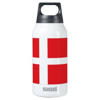 Denmark Flag Thermos Bottle