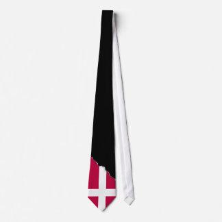 Denmark Flag Tie