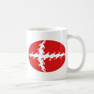 Denmark Gnarly Flag Mug