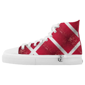 Denmark High-Top Sneakers