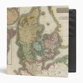 Denmark, Iceland, Feroe Islands Binder