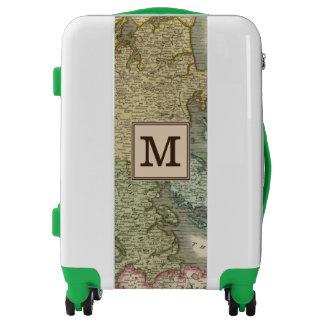 Denmark, Iceland, Feroe Islands | Monogram Luggage