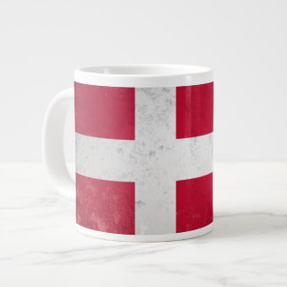 Denmark Large Coffee Mug