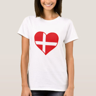 Denmark Love T-Shirt