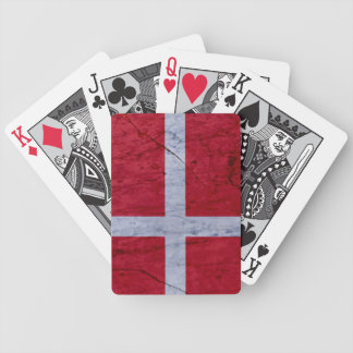Denmark Marble Stone Playing Cards