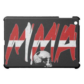 Denmark MMA Skull Black iPad Case