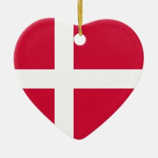 Denmark Christmas Tree Ornament