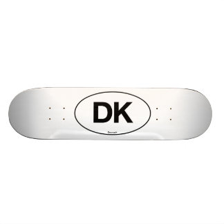 Denmark Oval Skate Board